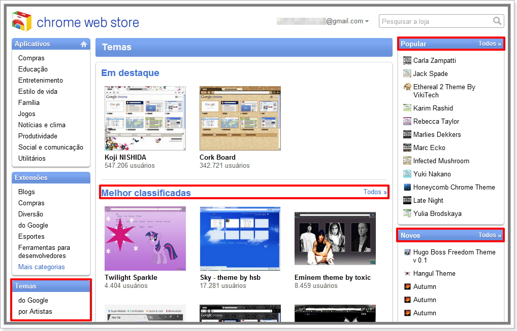 Google Chrome Web Store